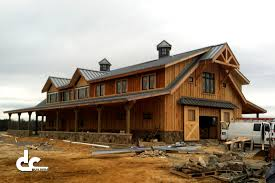 house barns plans barn home this 72 u0027 long custom barn home is a true horse lovers