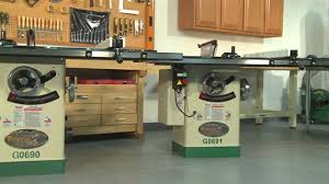 jet cabinet saw review 10 cabinet style table saw comparison youtube