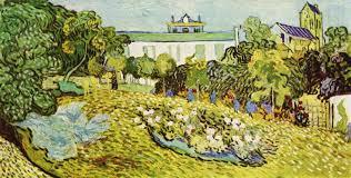 vincent van gogh images daubigny u0027s garden hd wallpaper and