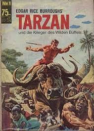 tarzan character comic vine