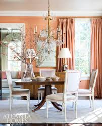Dining Room Chairs Atlanta House Tour Buckhead Beauty Designed By Suzanne Kasler Design