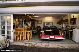cool home garages the ultimate car hangout spot speedhunters