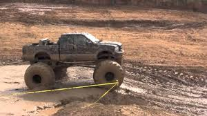 Ford Mud Trucks Gone Wild - four by four monsters and off road page 14