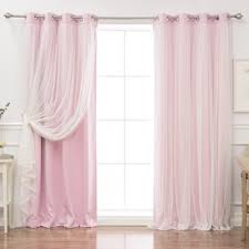 Curtains Set Drapes Valance Sets You Ll Wayfair