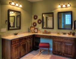 rustic bathroom tile design ideas double sink for diy vanity