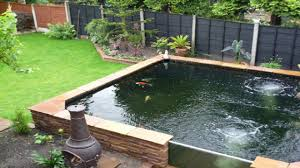 small backyard pond designs garden design with outdoor pond ideas