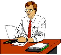 employé de bureau images cliparts gifs métiers divers bureaux