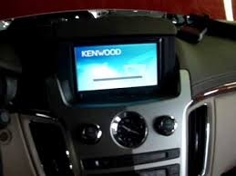 2011 cadillac cts bluetooth cts nav retro fit kos mpg
