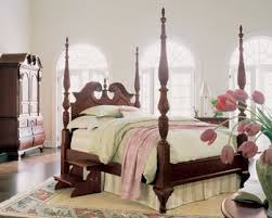 thomasville furniture bedroom thomasville furniture collectors cherry king poster bed