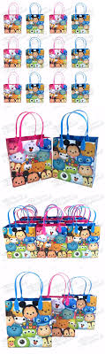 where to buy goodie bags party bags 122791 disney tsum tsum party favor goody bag goodie