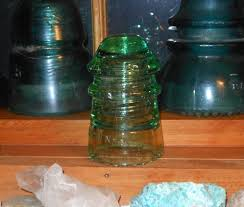 mclaughlin glass insulator no 9 cd 107 collectors weekly