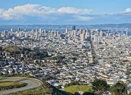 San Francisco Fog Map by San Francisco U0027s 15 Best Views Huffpost