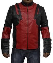 deadpool costume spirit halloween deadpool costume mens deadpool costume comic game faux leather