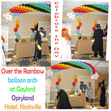 nashville balloon delivery balloon arch celebrate the day with balloons