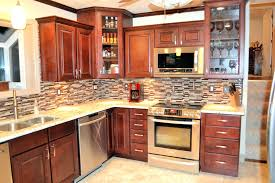 copper subway tile backsplash mosaic tile patterns kitchen es