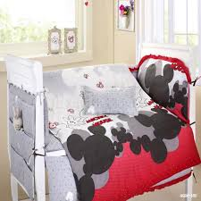 Mickey Mouse Crib Bedding Sets Black And White Crib Bedding Set Lostcoastshuttle Bedding Set