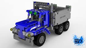 lego technic truck lego technic dump truck by rooboy3d on deviantart