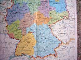 Bavaria Germany Map by Andree M Price User Trees Genealogy Com