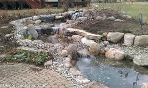 diego u0027s landscaping llc ponds and waterfalls 8 u0027x10 u0027 pond
