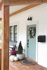 Curb Appeal Diy - diy makeover front porch curb appeal