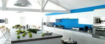 peinture mur cuisine tendance idee deco mur cuisine couleurs de peinture tendance pour la couleur