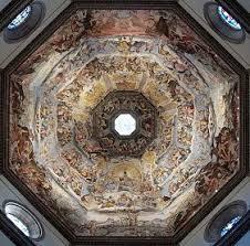 cupola santa fiore brunelleschi gli affreschi della cupola di santa fiore in un libro