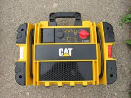 cat 1000 amp pro portable jump starter review model cj3000 youtube