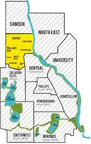 Map Of Minneapolis Minneapolis Neighborhood Maps I Mplsrent Com