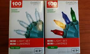 100 count mini lights danson decor recalls danson decor 100 count indoor mini light sets