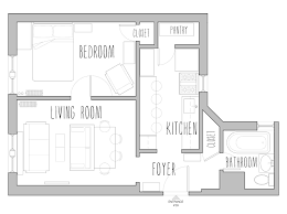 1000 sq ft floor plans fresh 1000 square foot house house floor small house plans less than square house plans 54925