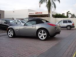 pontiac solstice have one of these cars 2006 pontiac solstice in this grey