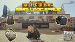 pubg map loot best loot spawn location on miramar pubg new map youtube
