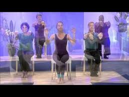 Chair Dancing 66 Best Chair Dancing Fitness Workouts Images On Pinterest