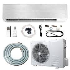 ramsond 18 000 btu 1 5 ton ductless mini split air conditioner and