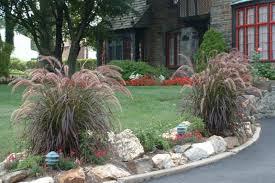 ornamental grass landscaping ideas erikhansen info