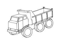 construction vehicles dump truck coloring pages womanmate com