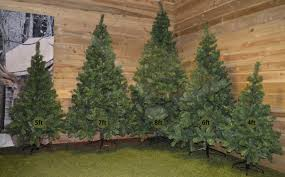 4ft 5ft 6ft 7ft or 8ft imperial pine christmas tree in green