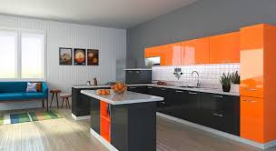 modular kitchen island modular kitchen island orange slate ladder
