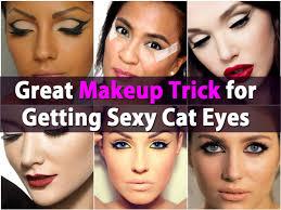 cat eye makeup tutorial with tape mugeek vidalondon