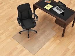 Hardwood Floor Chair Mat 45
