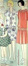 butterick 6923 girls dress and bloomers from 1926 1920s