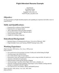 Resume Sample Applying Job by Flight Attendant Resume Template Http Getresumetemplate Info
