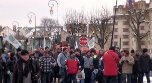 chambre d agriculture de l yonne les agriculteurs de l yonne manifestent contre une règlementation