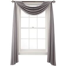 What Kind Of Fabric To Make Curtains Best 25 Scarf Valance Ideas On Pinterest Curtain Scarf Ideas