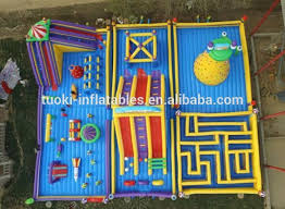 Outdoor Inflatables Bounce Outdoor Playground Equipment Bounce