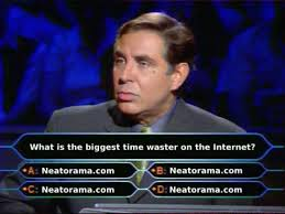 who wants to be a millionaire generator neatorama