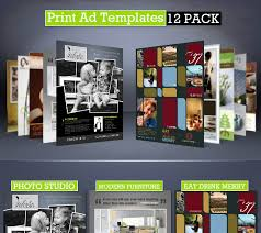 magazine ad template word resumes business card infographics print ad templates by