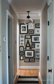Hallway Lighting Ideas by Best 10 Decorate Long Hallway Ideas On Pinterest Decorating
