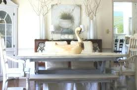 Antique White Dining Room Furniture Wonderful Bench Laudable Antique White Dining Room Bench Likable