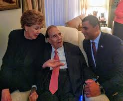 Washington Secretary Of State Legacy by Lawrence U0027s Francisco Urena Is In Washington With New Group
